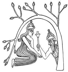 Inanna e Dumuzi